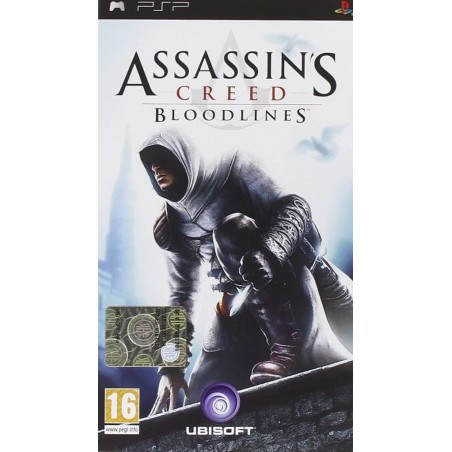 Assassin's Creed: Bloodlines - PSP