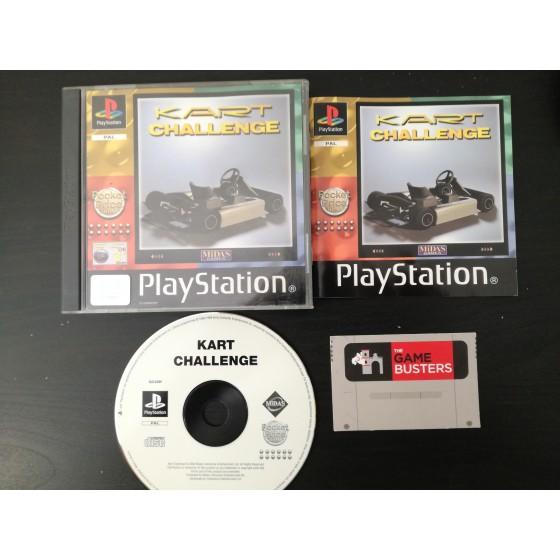 Kart Challenge - PS1