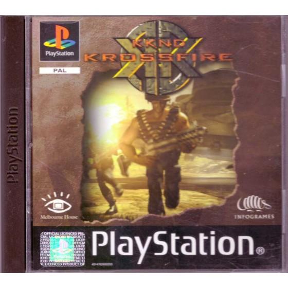 KKND: Krossfire - PS1