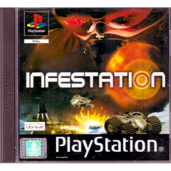 Infestation - PS1