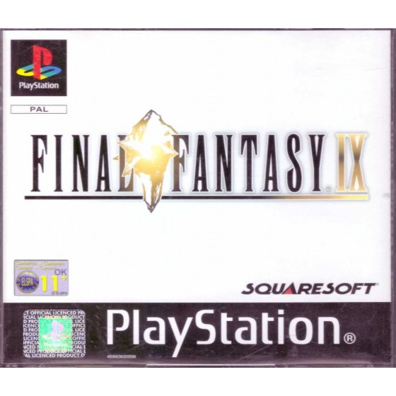 Final Fantasy IX - PS1