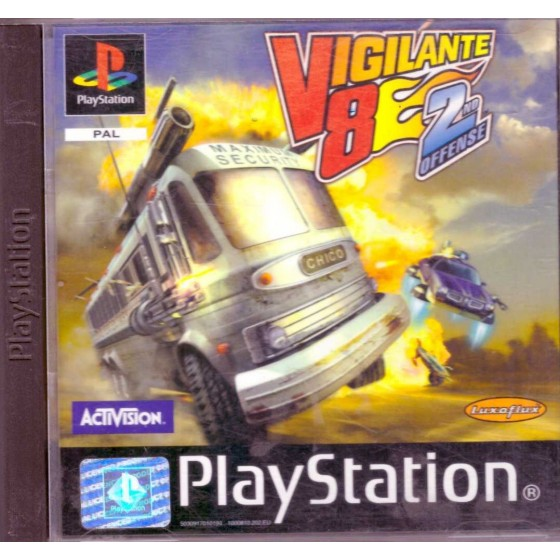 Vigilante 8: Second Offense - PS1