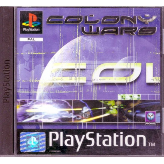 Colony Wars - PS1
