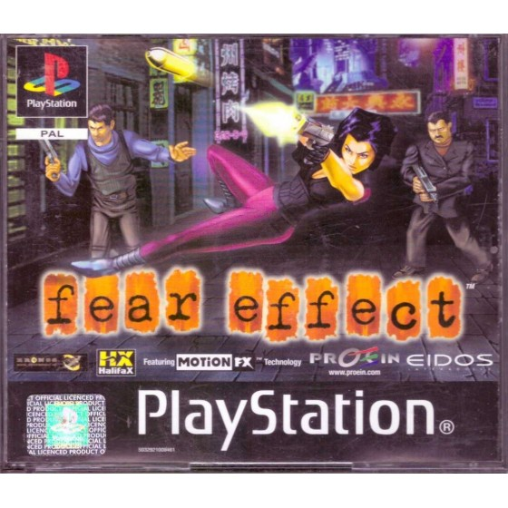 Fear Effect - PS1