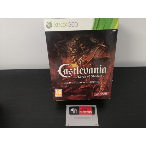 Castlevania Lords of Shadow - Limited Edition - Xbox 360 usato