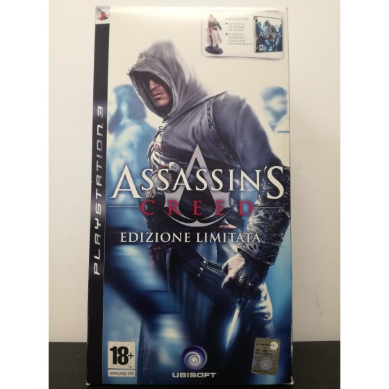 Assassin's Creed - Limited Edition - PS3