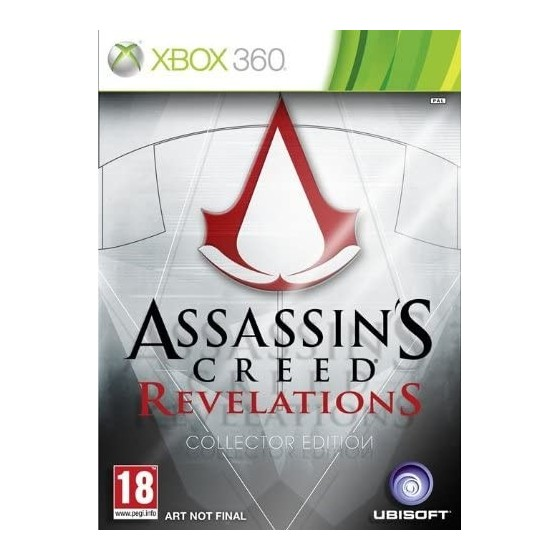 Assassin's Creed Revelations - Collector's Edition - Xbox 360