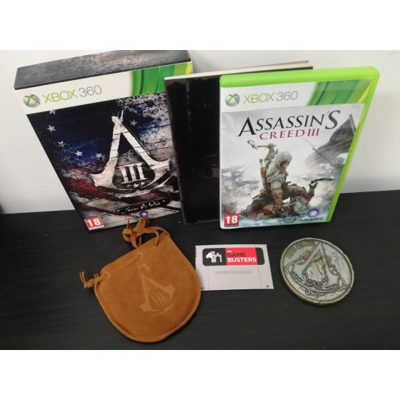 Assassin's Creed III - Join or Die Edition - Xbox 360 usato