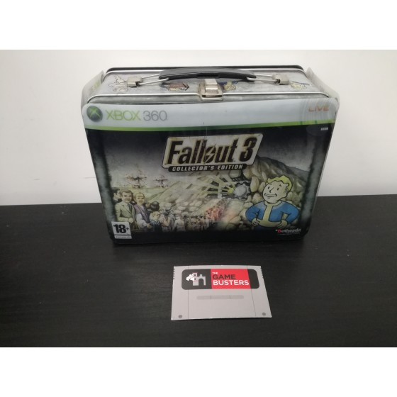 Fallout 3 - Collector's Edition - Xbox 360 usato