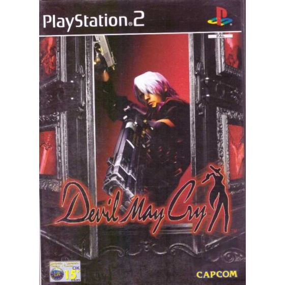 Devil May Cry - PS2