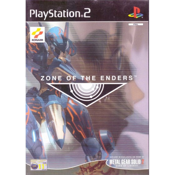 Zone of The Enders - PS2