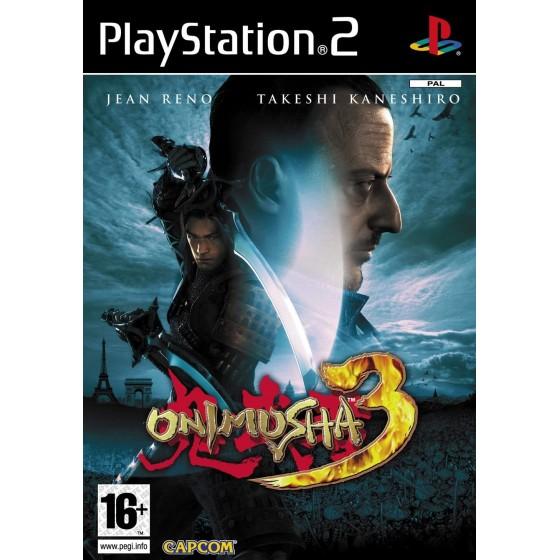 Onimusha 3 - PS2