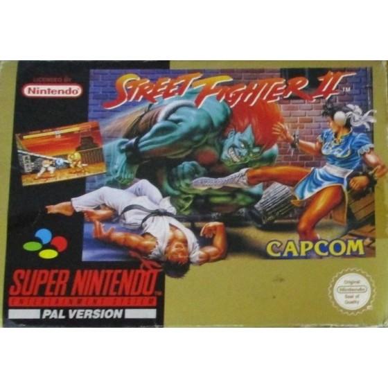 Street Fighter 2 - SNES