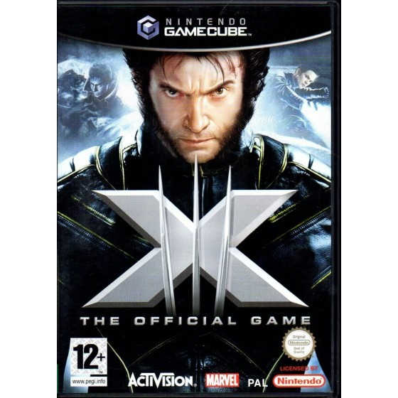 X-Men Il Gioco Ufficiale - Gamecube