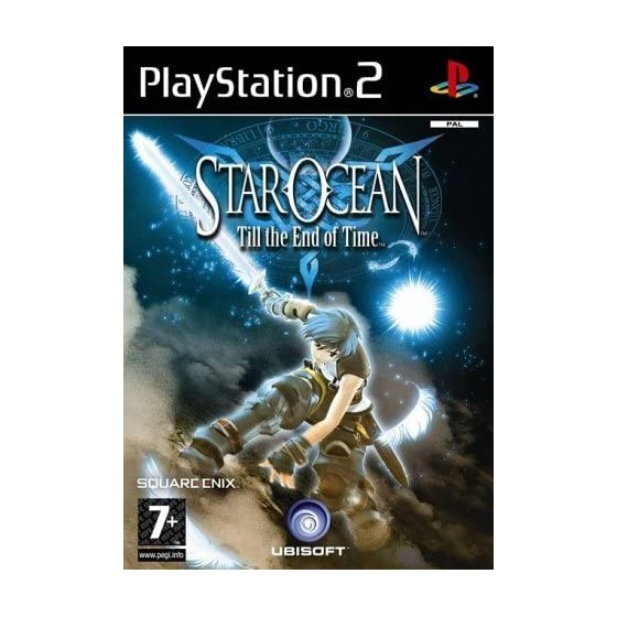 Star Ocean: Till The End of Time - PS2