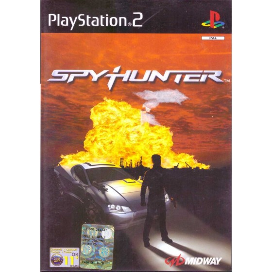 Spyhunter - PS2