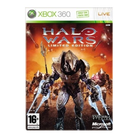 Halo Wars - Limited Edition - Xbox 360