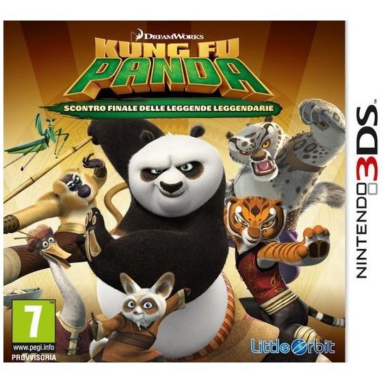 Kung Fu Panda: Scontro Finale Delle Leggende Leggendarie - 3DS