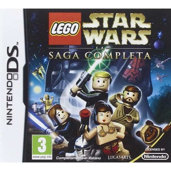 LEGO Star Wars: La Saga Completa - DS