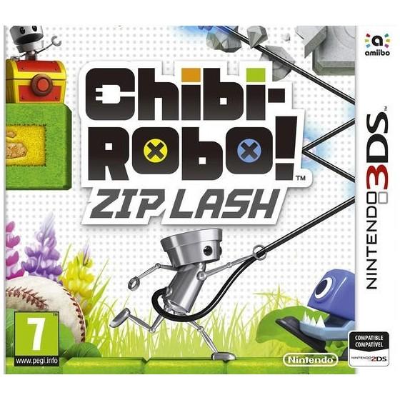 Chibi-Robo Zip Lash - 3DS