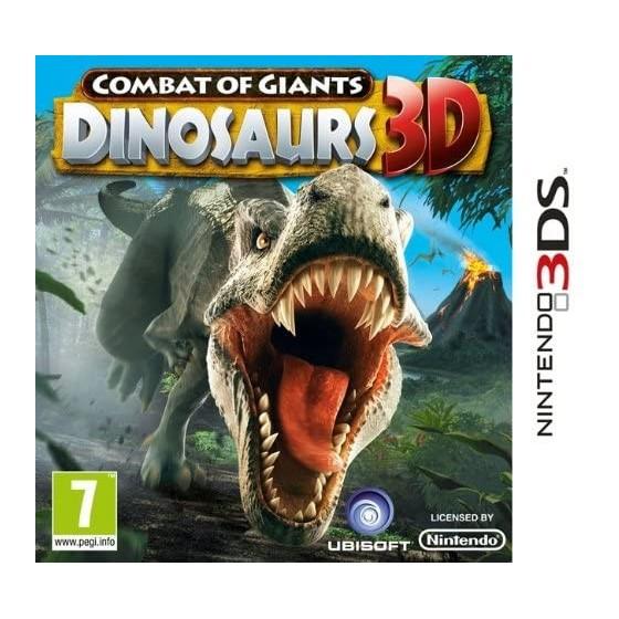 Combattimenti fra Giganti: Dinosaurs - 3DS