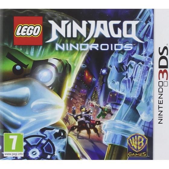 LEGO Ninjago: Nindroids - 3DS
