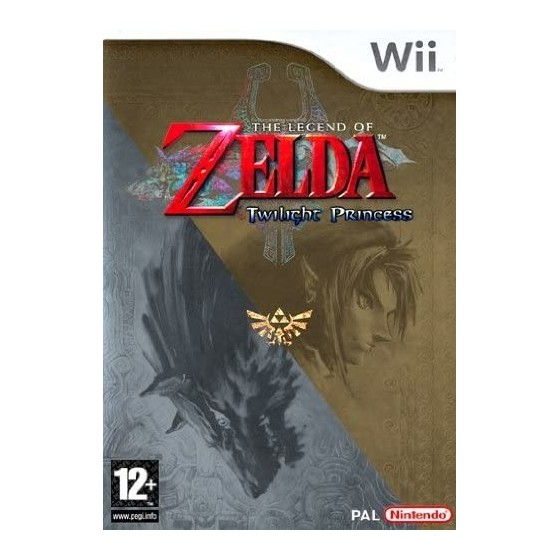 The Legend Of Zelda: Twilight Princess - Wii