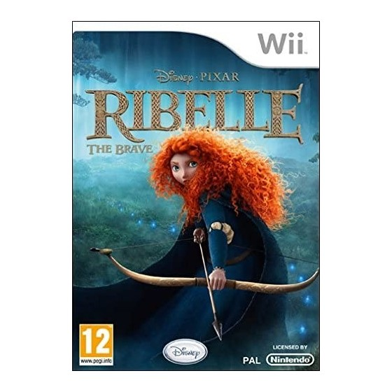 Ribelle: The Brave - Wii
