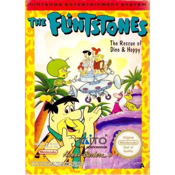 The Flintstones - NES