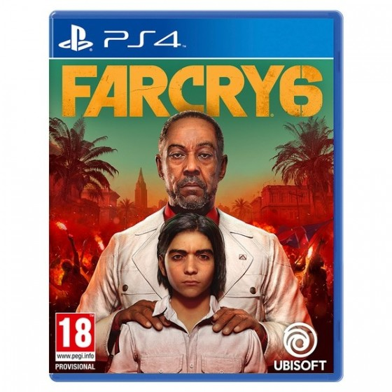 Far Cry 6 - Preorder PS4 - The Gamebusters