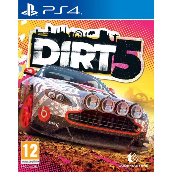 Dirt 5 - PS4 - The Gamebusters