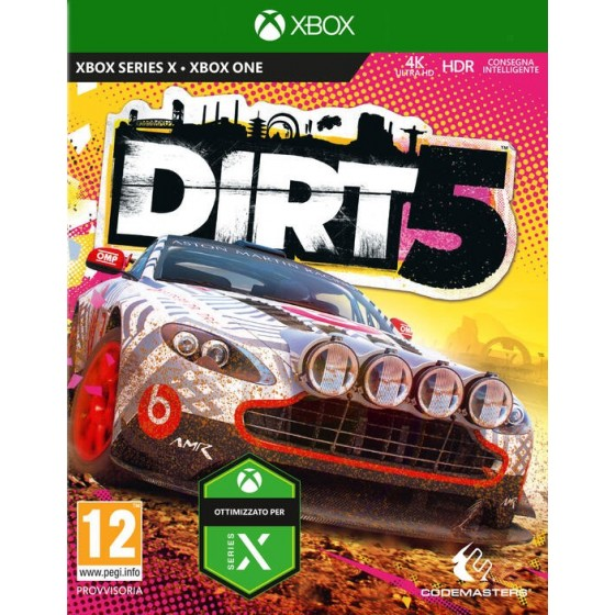 Dirt 5 - Xbox One - The Gamebusters