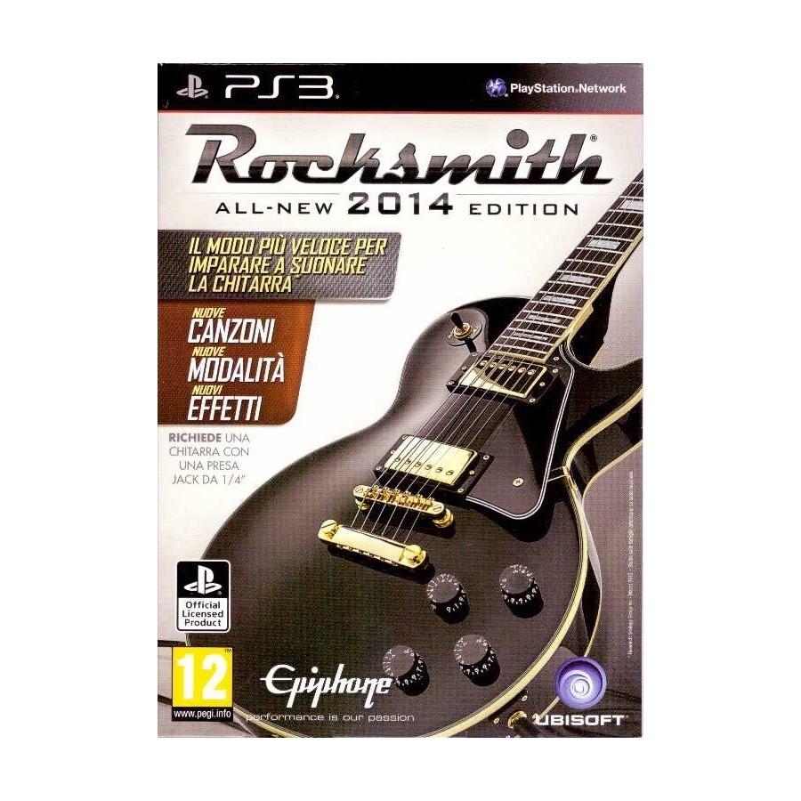 Rocksmith 2014 Bundle Cable - PS3