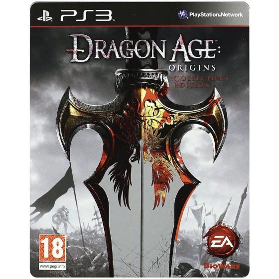 Dragon Age Origins - Collector's Edition - PS3