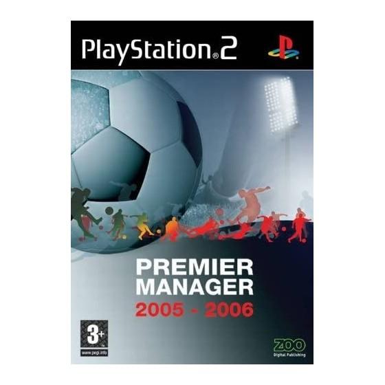 Premier Manager 2005-2006 - PS2
