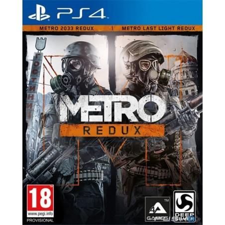 Metro Redux per ps4