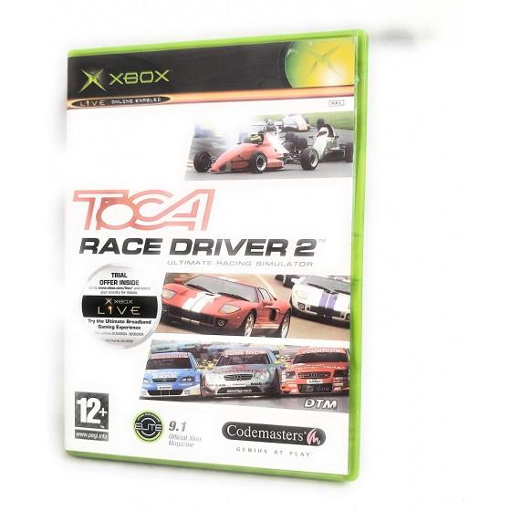 TOCA Race Driver 2 - Xbox