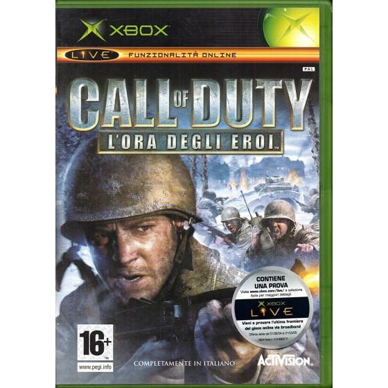 Call of Duty L'Ora degli Eroi - Xbox