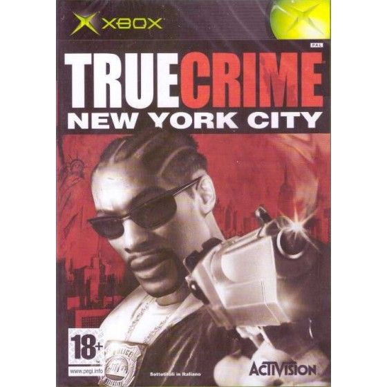 True Crime New York City - Xbox