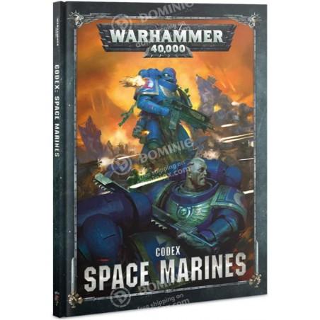 Warhammer 40.000 - Codex: Space Marines
