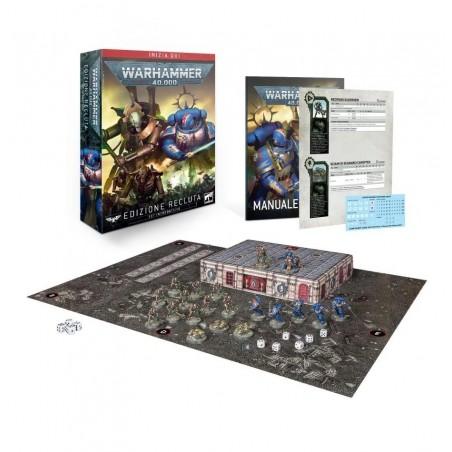 Warhammer 40.000 - Edizione Recluta