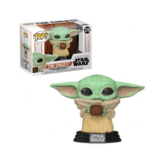 Funko Pop! - The Child With Cup (378) - Star Wars