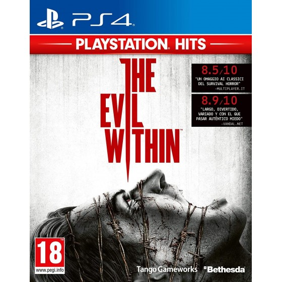 The Evil Within - Playstation Hits - PS4