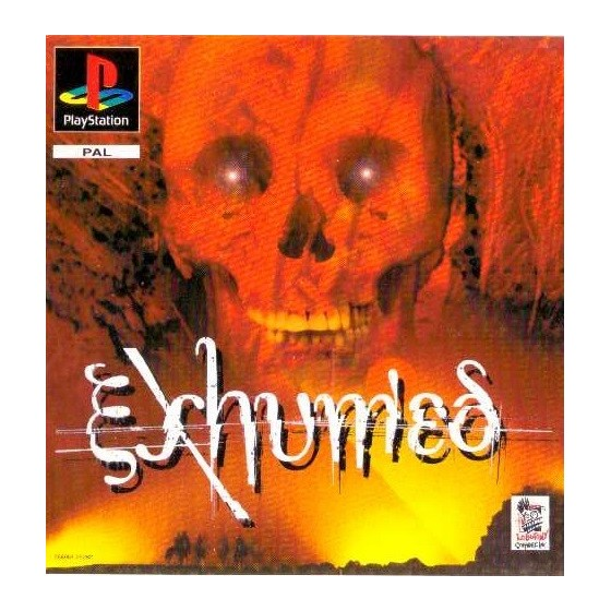 Exhumed - PS1 usato