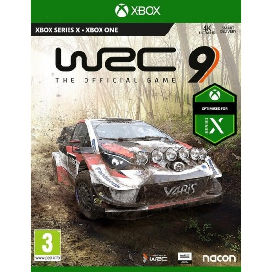WRC 9 - Xbox One - The Gamebusters