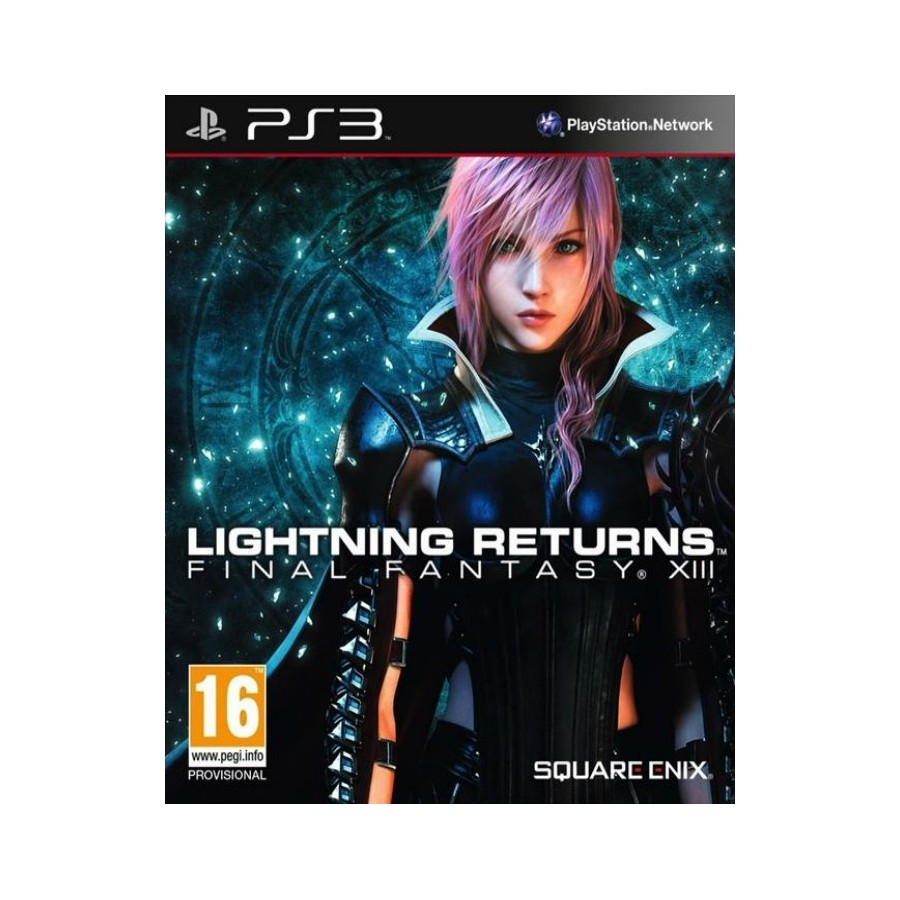Final Fantasy Lightning Returns - PS3