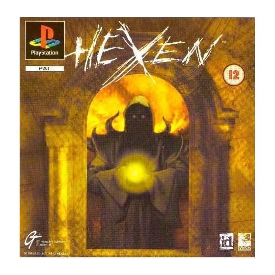 Hexen - PS1