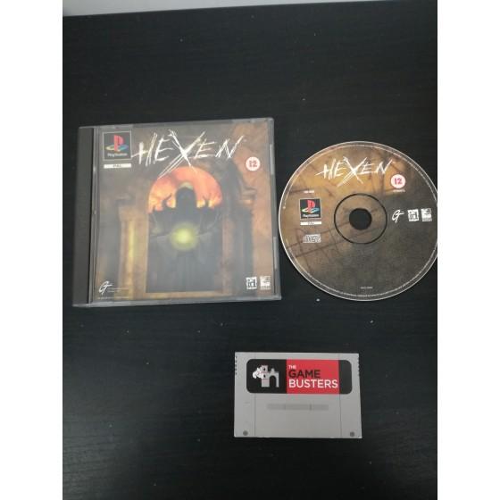 Hexen - PS1 usato