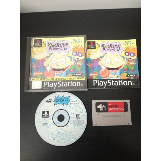 Rugrats alla ricerca di Reptar - Value Series - PS1