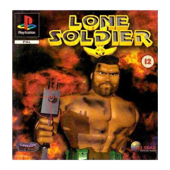 Lone Soldier - PS1